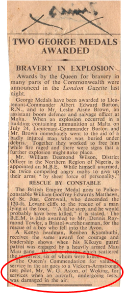 Aston newspaper 2