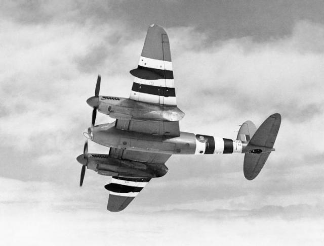 De havilland mosquito pr mk xvi of no 544 squadron raf 26 july 1944 ch14264