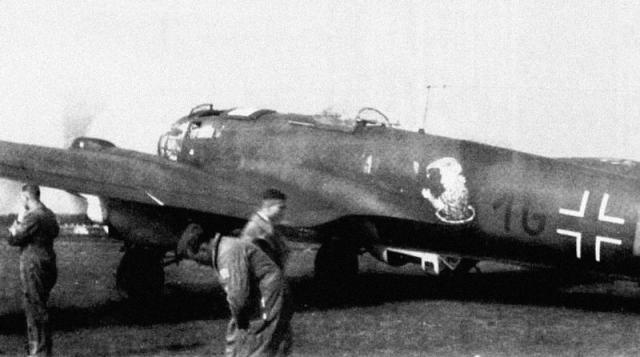 Heinkel he 111p2 3 kg27 1g ek 1939