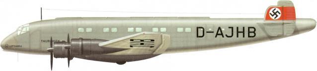 Junkers ju 90 dekker 2