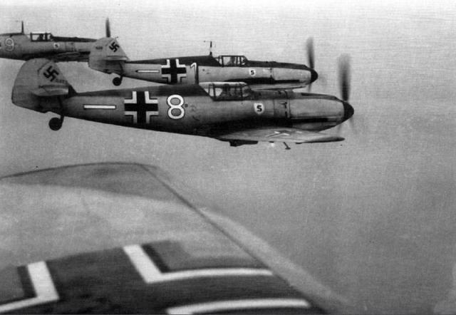 Luftwaffe messerschmitt bf 109 e 3 jagdgeschwader 26