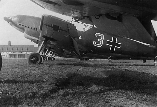 Messerschmitt bf 109 d 1 2 jg21