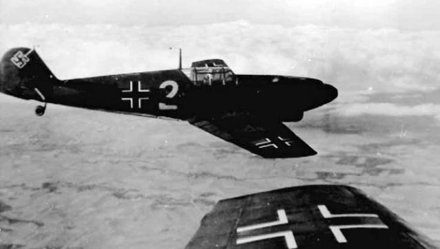 Messerschmitt bf 109 d 1 i jg 22