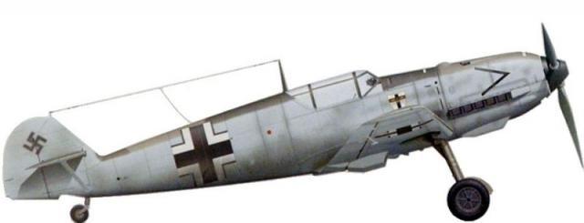 Messerschmitt bf 109 e 1 i jg 1