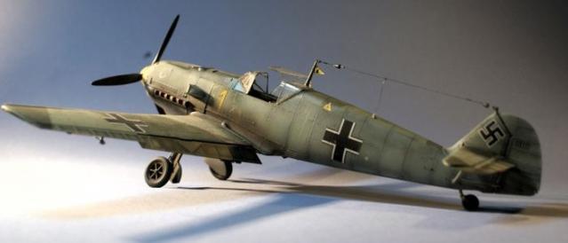 Messerschmitt bf 109 e 1 oblt georg schneider 1 32
