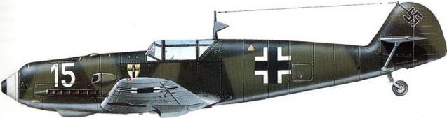 Messerschmitt bf 109 e 3 i jg 1
