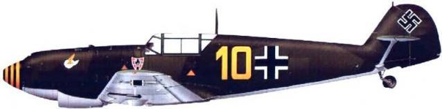 Messerschmitt bf 109d 1 10