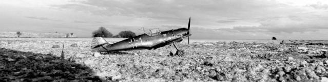 Messerschmitt bf 109d oblt georg schneider 1 32 black and white