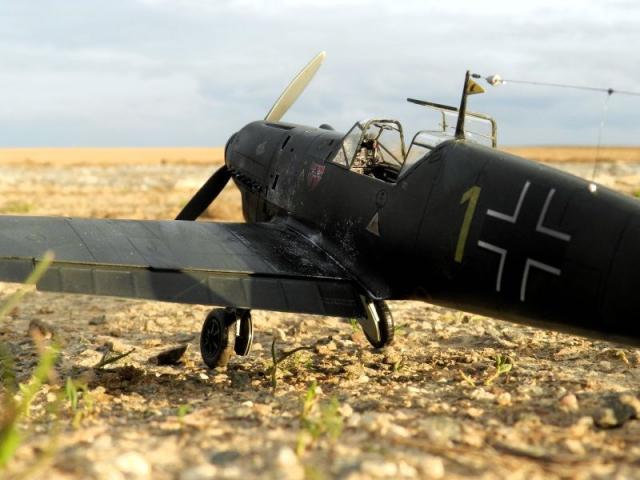 Messerschmitt bf 109d oblt georg schneider 1 32 cabin