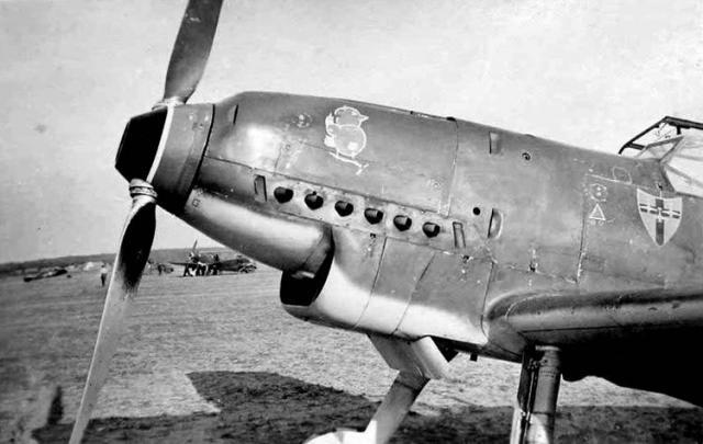 Messerschmitt bf 109d1 2 jg21