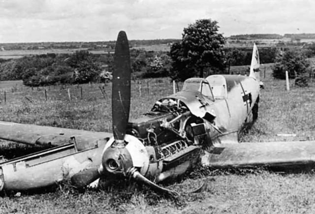 Messerschmitt bf 109e1 1 jg21 holland june 1940