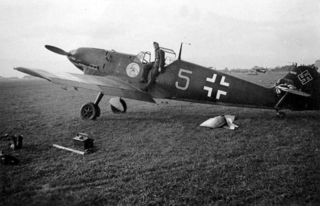 Messerschmitt bf109 d 1