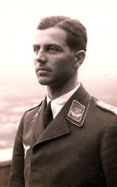Oberleutnant georg schneider b