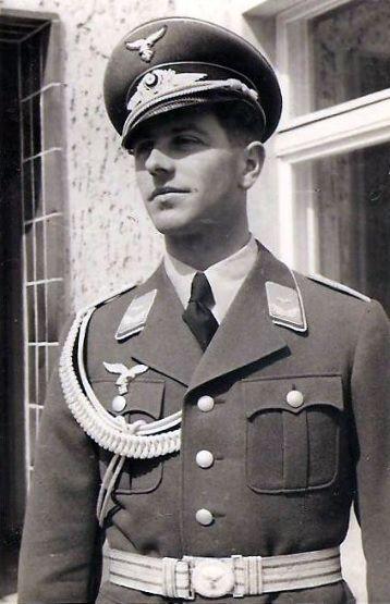 Oberleutnant georg schneider luftwaffe