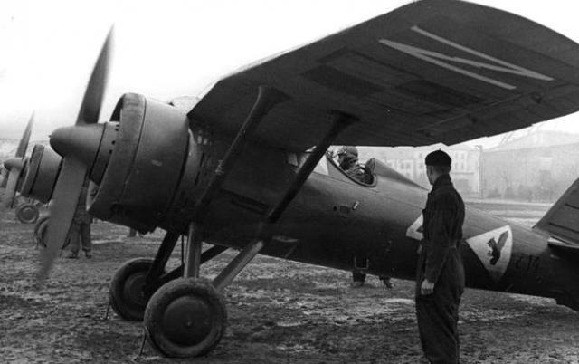 Pzl p 11c 1939