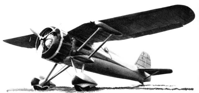 Pzl p24 prototype